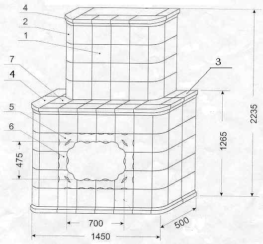 видео схема монтажа камина - Лучшие схемы и описания для всех.